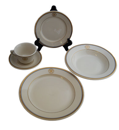 Flag Dinnerware