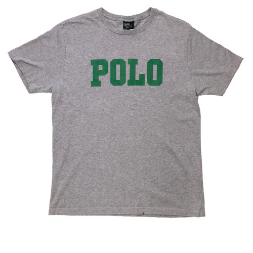 15bde9efe2 Ralph Lauren Polo Script T Shirt L