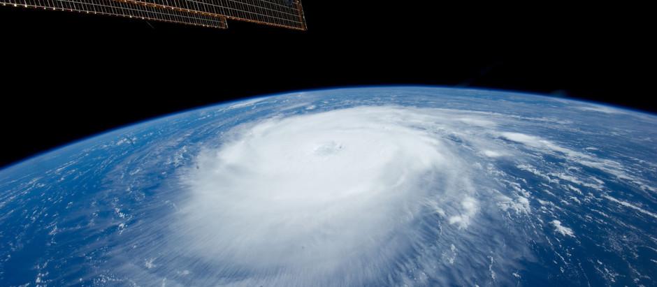 A influência da diferença de pressão e do movimento da Terra na formação dos ventos