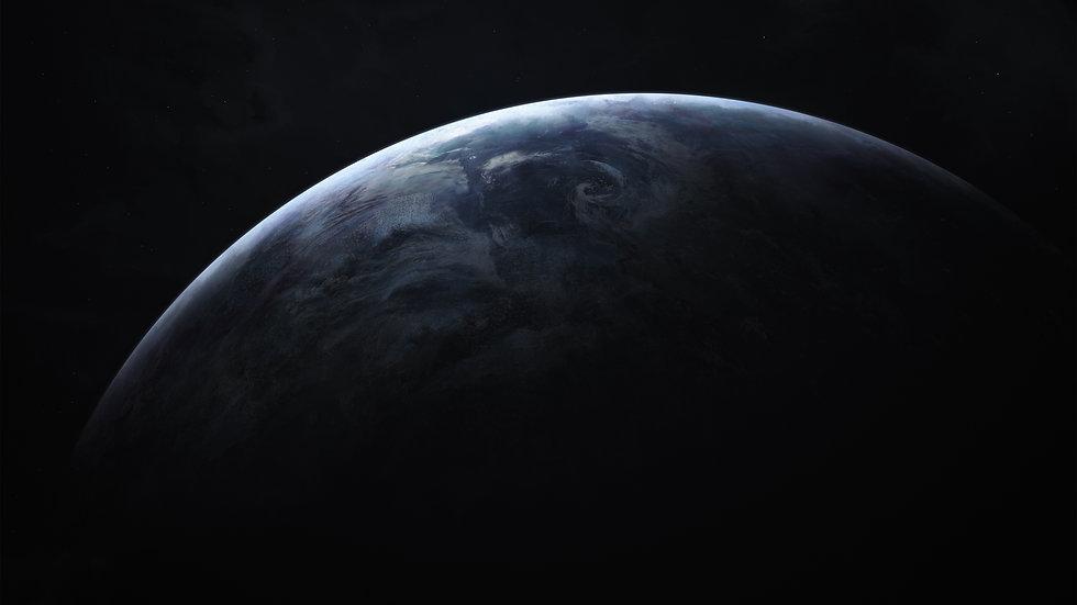 Planeta Terra em 4k
