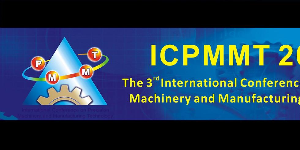 ICPMMT 2018