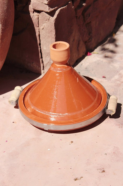 Tajine Cuisson Traditionnel marocain
