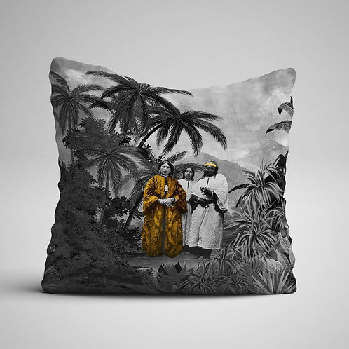 Jungle Fever Housse de Coussin