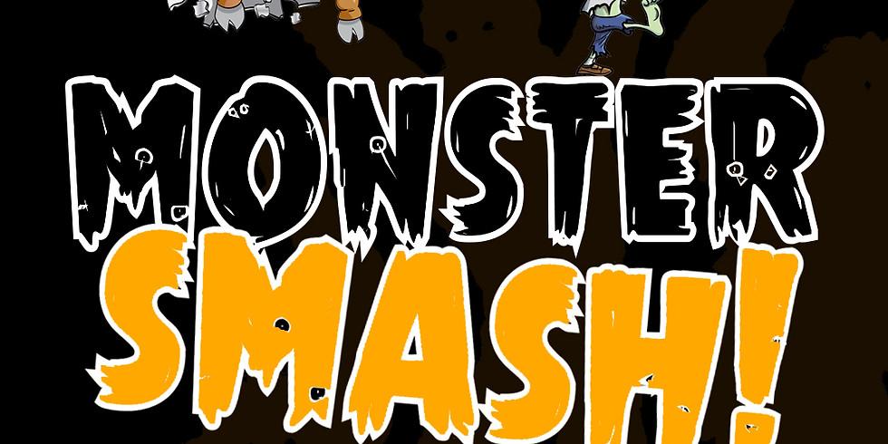 MONSTER SMASH: THE DEMON RODEO BULL