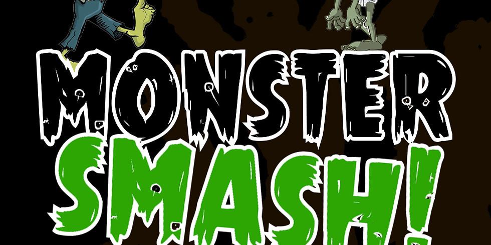 MONSTER SMASH: THE BASH!