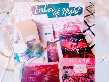 Blog Tour: Ember of Night by Molly E. Lee