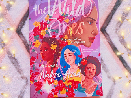 Blog Tour: The Wild Ones by Nafiza Azad