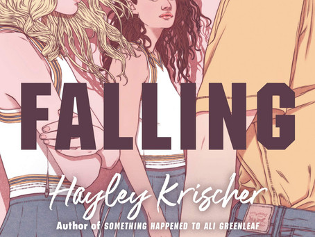 Blog Tour: The Falling Girls by Hayley Krischer + Giveaway