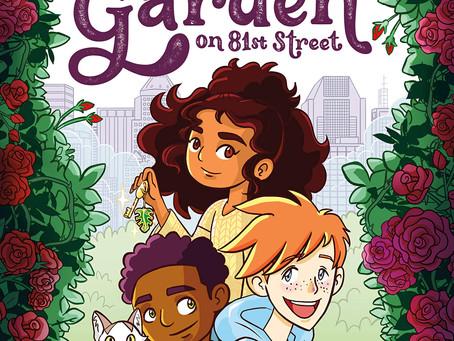 Blog Tour: The Secret Garden on 81st Street by Ivy Noelle
