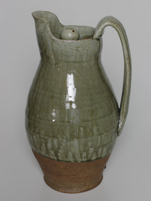 Lidded Pitcher