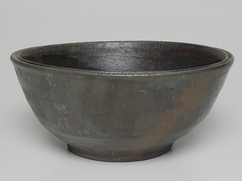 Wood-fired serving bowl