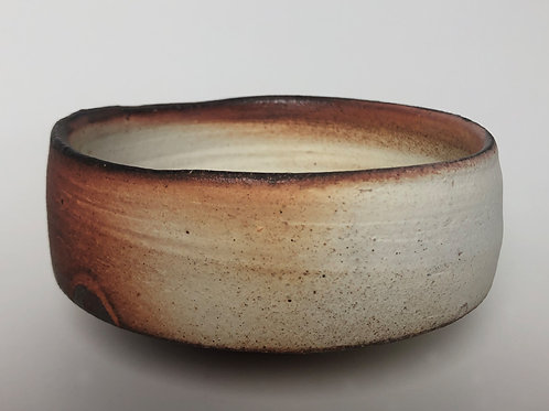 Wood-fired soup bowl