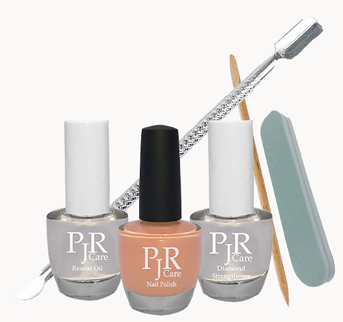 As I begin to love my self - PJR Care Nail rescue set