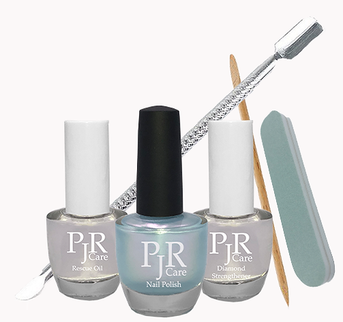 Let's Create - PJR Care Nail Rescue set