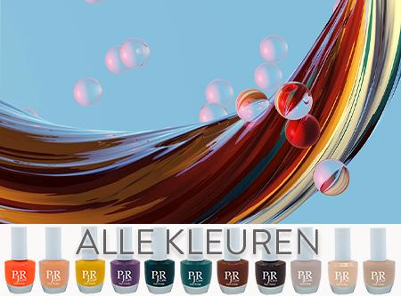 De energie van de PJR Care kleuren