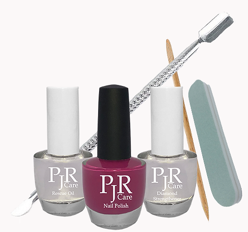 New opportunities - PJR Care Nail Rescue set