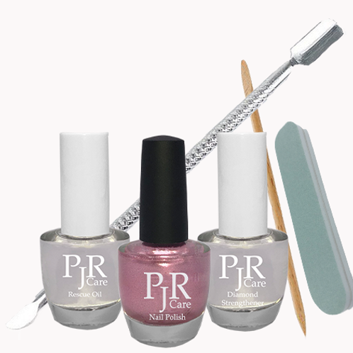 Happiness is a choice - PJR Care Nail Rescue set