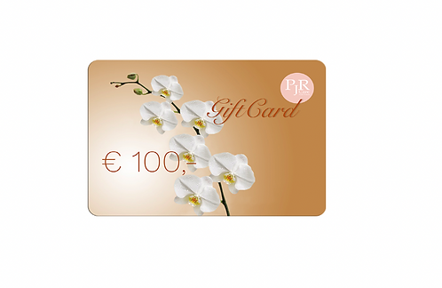 100 Euro PJR CareE-Gift Card
