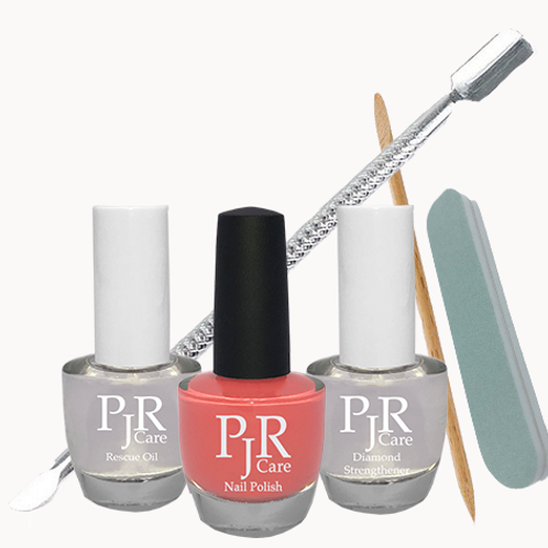 I practise forgiveness - PJR Care Nail Rescue set