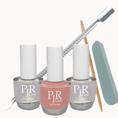 I am worthy of myself - PJR Care Nail rescue set