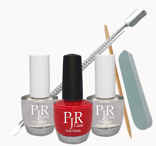 My voice matters - PJR Care Nail Rescue set
