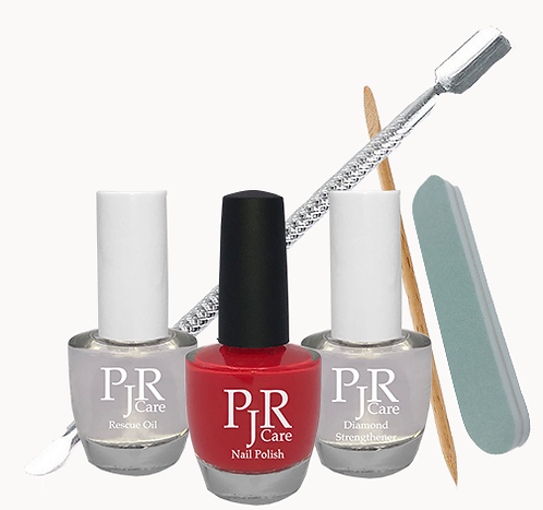 Time to love - PJR Care Nail Rescue set