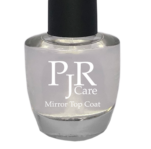 Mirror Top Coat black cap
