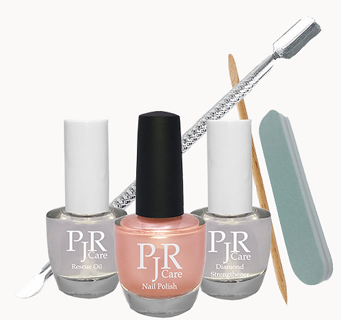 Know your power - PJR Care Nail Rescue set
