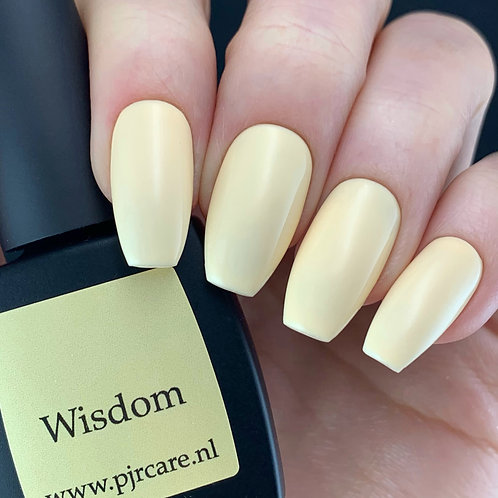 Led-ish swatched color Wisdom (nude/yellow)