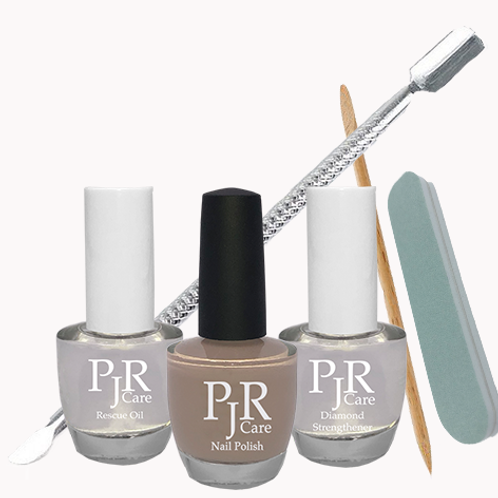Filled with light - PJR Care Nail rescue set