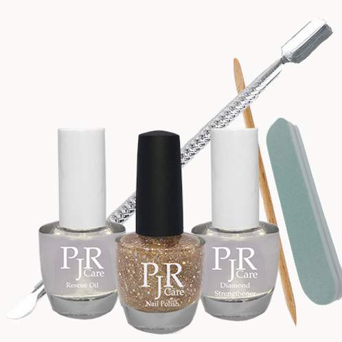 Choose to feel good - PJR Care Nail Rescue set