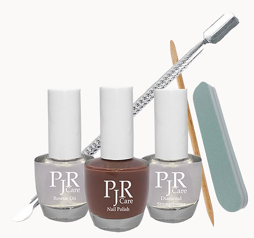 Always improving - PJR Care Nail rescue set