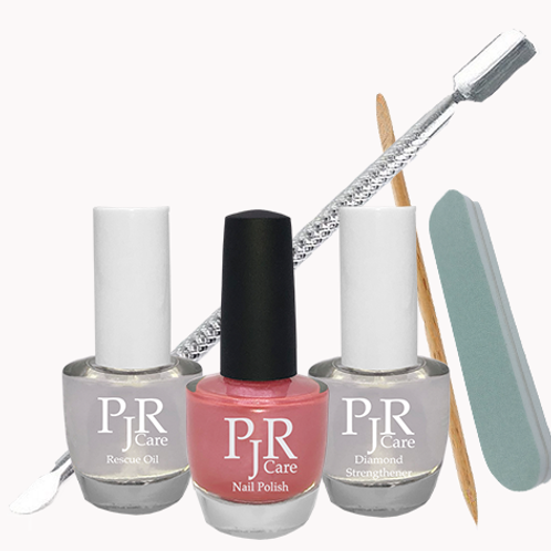 I am happy - PJR Care Nail Rescue set