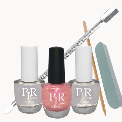 Follow your passion - PJR Care Nail Rescue set
