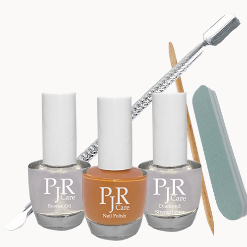 Life is beautiful -PJR Care Nail rescue set