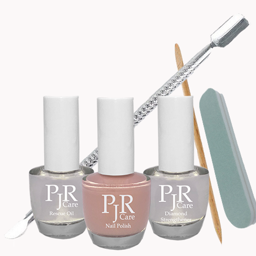 I follow my intuition - PJR Care Nail rescue set