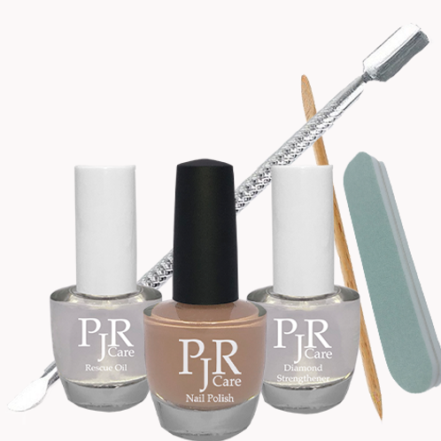 I take it easy - PJR Care Nail Rescue set