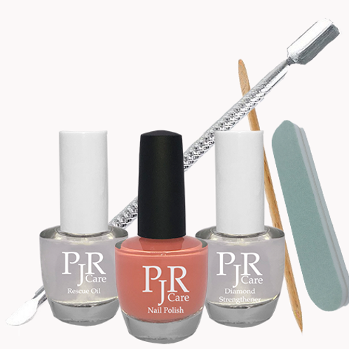 Time is on my side - PJR Care Nail Rescue set