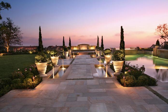 Villa  Khawaneej Dubai Hardscape & Lands