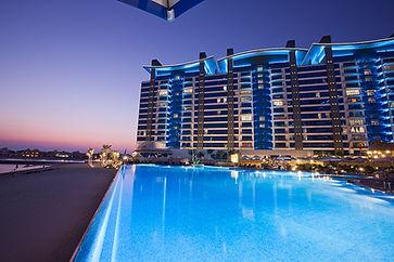 Oceana building Residence Palm Jumeirah.