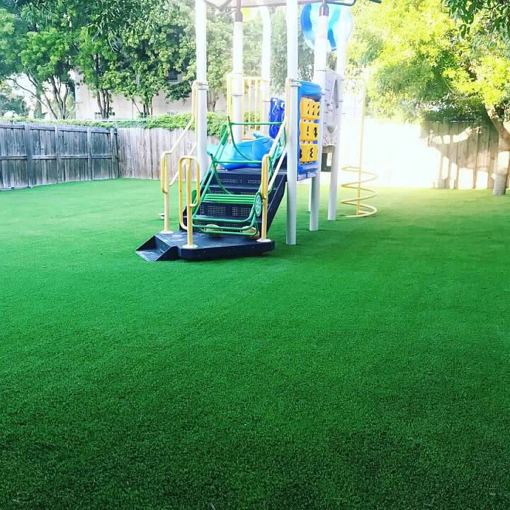 Turf in Children Playground