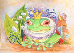 カエル皇子