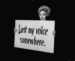 The Voice: Losing It & Finding It