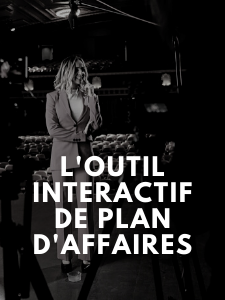 Business Plan in French