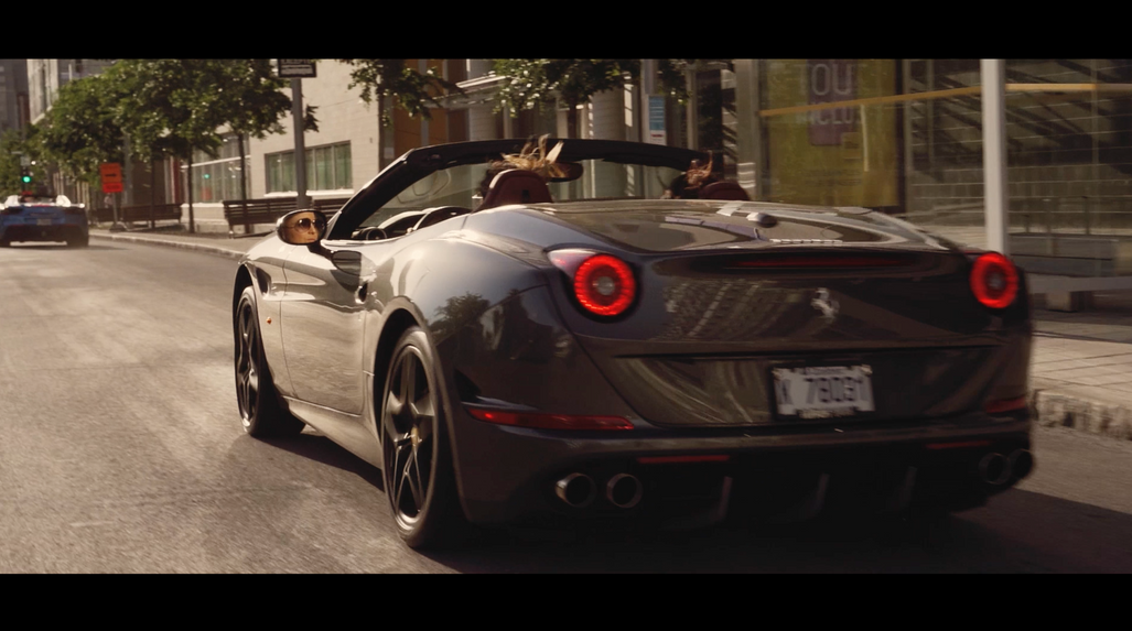 Ferrari California Montral