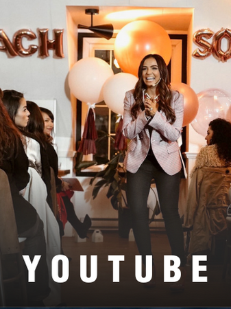 Watch Sonia on Youtube!