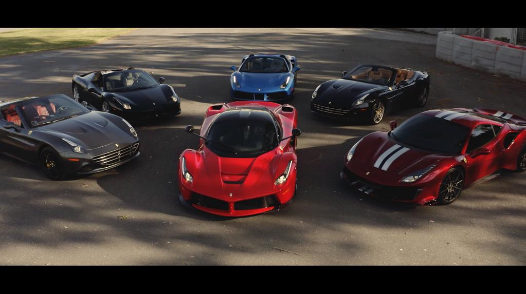 Montreal Ferrari collector