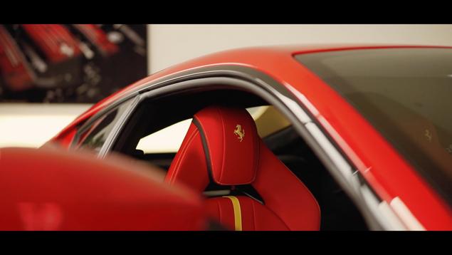 Ferrari quebec 612
