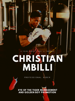 Christian Mbilli
