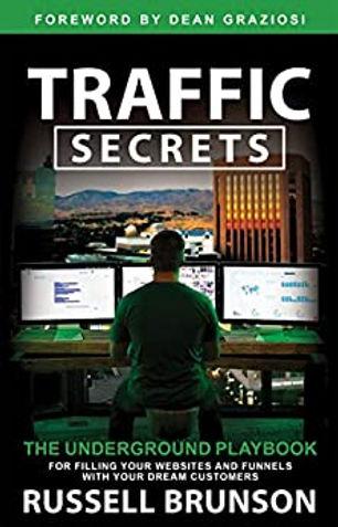 Free Traffic Secrets Book by Russel Brun